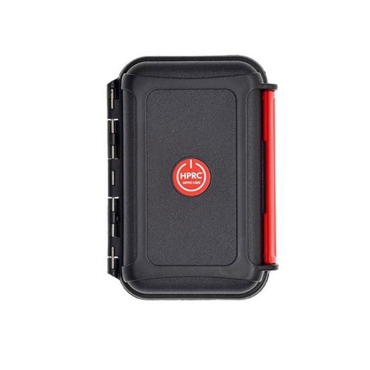 cb9868b3188d HPRC 1300 Hard Resin Case with Memory Card Holder - Black