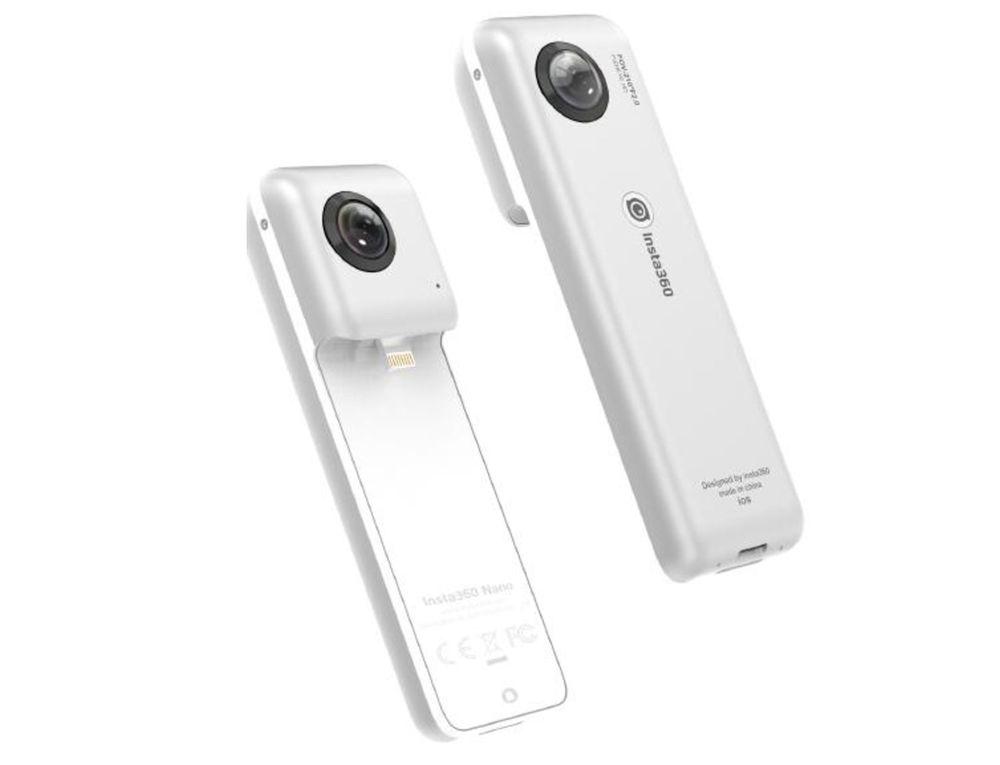 pretty nice 74688 19619 Insta360 Nano 360 Degree camera Attachment for iPhone 6 6plus 6s