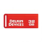 Delkin Devices 32GB PocketFlash USB 3.0 Flash Drive