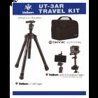 Velbon UT-3AR Tripod Travel Kit