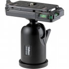 Velbon QHD-63Q Ball And Socket Tripod Head With Quick Release