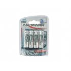 Ansmann Extreme Lithium 4xAA Battery
