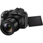 Panasonic Lumix DMC-FZ2000 Bridge Camera: Black