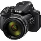 Nikon Coolpix P900 Digital Bridge 83x Optical Zoom Camera: Black