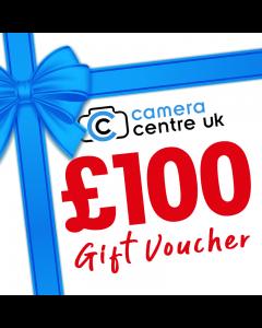 Camera Centre UK £100 Gift Voucher