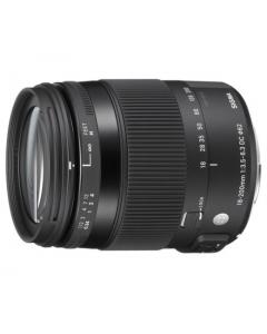 Sigma 18-200mm F3.5-6.3 Contemporary DC Macro OS HSM Lens: PENTAX CA2601