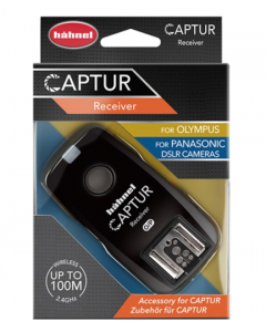 Hahnel Captur Receiver Only for Olympus/Panasonic Hot Shoe