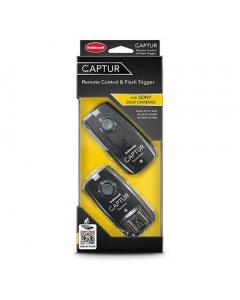 Hahnel Captur Remote Control & Flash Trigger - Sony Multi Interface