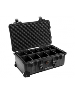 Peli 1510 Case with Dividers Watertight, Dustproof and Crushproof