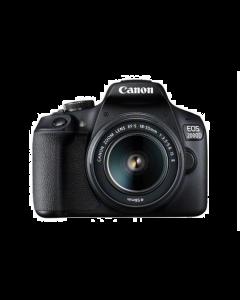 Canon EOS 2000D Digital SLR Camera & 18-55mm IS II Lens