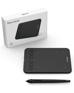 "XP-Pen Deco mini 4 Portable 4"" Graphics Drawing Tablet"