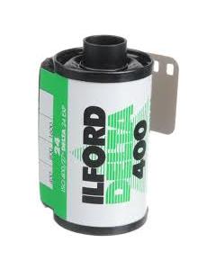 Ilford Delta 400 Professional Black & White 24 Exposure 35mm Film