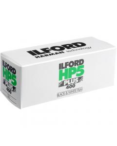 Ilford HP5 Plus ISO 400 Black & White 120 Roll Film