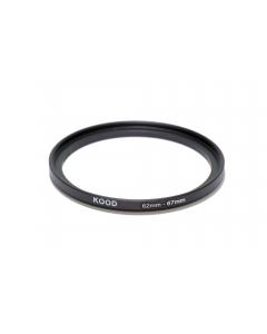 Kood 62-67mm Step Up Ring