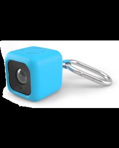 Polaroid Bumper Case for Cube Action Camera - Blue