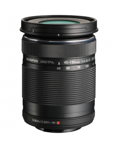 Olympus 40-150mm M.Zuiko ED Lens - Black (White Box)