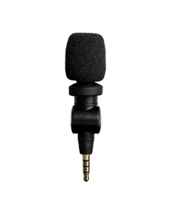 Saramonic SmartMic Condenser Microphone for iphone iOS (3.5mm Connector)