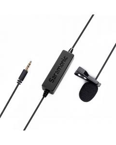 Saramonic LavMicro Broadcast Quality Lavalier Mic Omnidirectional Microphone