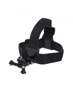 Fujifilm XP Head Helmet Mount For Cameras & GoPro Action Cams
