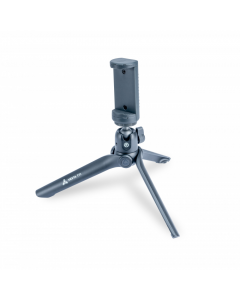 Vanguard VESTA TT1 Aluminum Mini Table Top Tripod With Smartphone Holder - Black