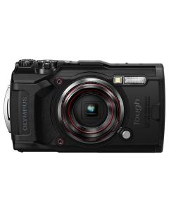 Olympus Tough TG-6 Waterproof Digital Compact Camera - Black