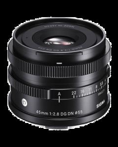 Sigma 45mm f2.8 DG DN Contemporary Lens - L-Mount