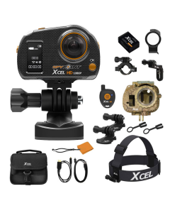 Spypoint XCEL HD Action Camera - Hunting Edition - Camo
