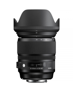 Sigma 24-105mm f4 DG OS HSM Art Lens - Sigma SA Mount