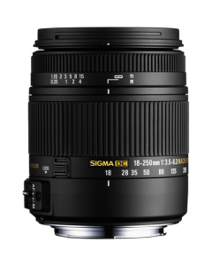 Sigma 18-250mm F3.5-6.3 DC Macro OS HSM: Sigma SA Mount