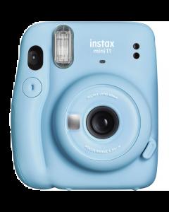 Fujifilm Instax Mini 11 Instant Film Camera - Sky Blue