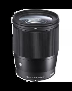 Sigma 16mm f1.4 DC DN Contemporary Lens - L-Mount