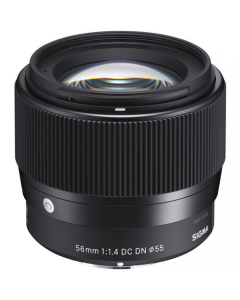 Sigma 56mm f1.4 DC DN Contemporary Lens - L-Mount