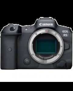 Canon EOS R5 Full Frame Digital Mirrorless Camera Body