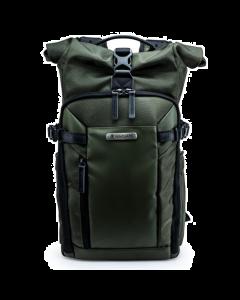Vanguard VEO Select 43RB Roll-Top Camera Backpack - Green