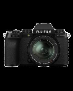 Fujifilm X-S10 Digital Mirrorless Camera with XF 18-55mm Lens