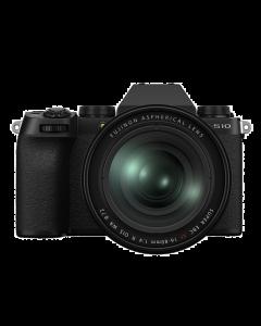 Fujifilm X-S10 Digital Mirrorless Camera with XF 16-80mm Lens