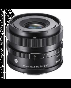 Sigma 24mm f3.5 DG DN I C Contemporary Lens - L-Mount