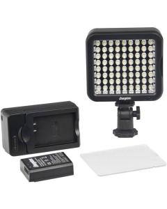 Energizer 72-Bulb LED Video Light With Battery And Charger- ENL-25K