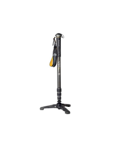 Vanguard VEO 2S AM-234TR Monopod with Tri-Feet and Smartphone Connector