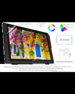 "XP-Pen Artist22R Pro 21.5"" FHD Display Graphics Tablet Moniter"