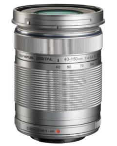 Olympus 40-150mm f4-5.6 M.Zuiko R ED Lens - Silver (White Box)