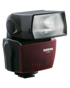 Sunpak PF30X Electronic Flsh Unit CA-eII for Canon