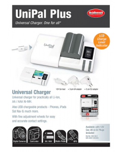 Hahnel Unipal Plus Multi Charger