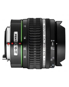 Pentax 10-17mm f3.5-4.5 ED (IF) Fisheye Lens