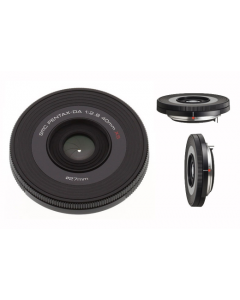 Pentax 40mm f2.8 DA XS Lens