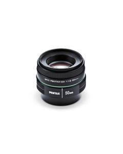 Pentax 50mm f1.8 DA Lens