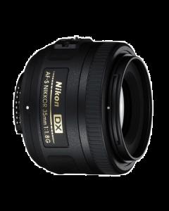 Nikon 35mm F1.8 G AF-S DX Fast Prime Lens Refurbished