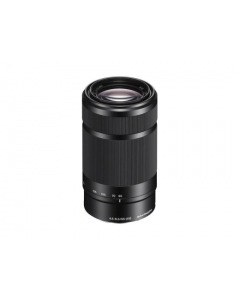 Sony E 55-210mm f4.5-6.3 OSS Micro SLR Camera Lens - Black: White Box