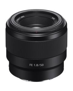 Sony FE 50mm f1.8 Full Frame E-mount Lens