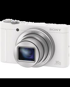 Sony DSC-WX500 Compact Digital Camera - White: Refurbished